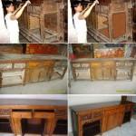 antika ahşap mobilya tamir