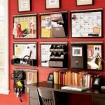 değişik home ofis dekorasyonu