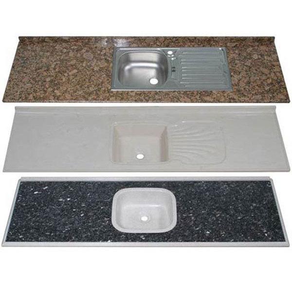 granit şık mutfak tezgahı