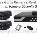 kamera sistemleri kurulumu resimli anlatım