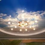 Gökyüzü Temalı Asma Tavan